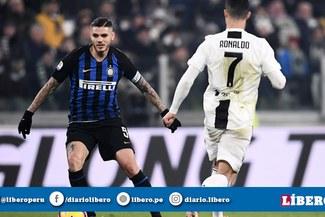 "Cristiano Ronaldo ""aprueba"" la llegada de Mauro Icardi a la Juventus"