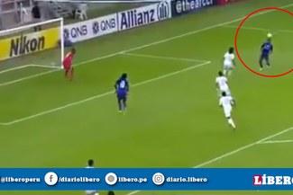 Con sensacional pase de André Carrillo: Gomis pone el 1-1 en el marcador [VIDEO]