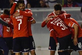Independiente ganó 2-1 a Independiente del Valle por la ida de los cuartos de final de la Sudamericana [RESUMEN]
