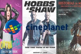 Cartelera Cineplanet: Revisa los horarios y próximos estrenos de películas en el cine