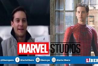 Spiderman: Tobey Maguire y su divertido cameo en el Universo Cinematográfico de Marvel [VIDEO]