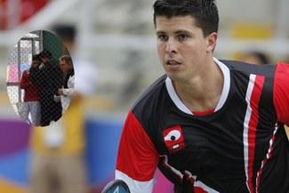 Lima 2019: Kevin Martínez consoló a compañero tras derrota ante Chile por los Juegos Panamericanos [VIDEO]