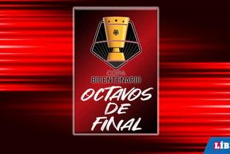 EN VIVO: Programación y clasificados a cuartos de final por la Copa Bicentenario
