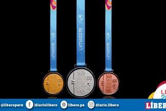 Medallero Lima 2019: 11 Oros, 7 Platas y 21 Bronces para Perú en los Panamericanos