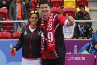 Frontón en Lima 2019 [EN VIVO] Kevin Martínez y Claudia Suárez buscarán medallas de oro para Perú