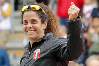 Claudia Suárez pelea para que la Paleta Frontón sea deporte olímpico ¿Qué se necesita? [VIDEO]