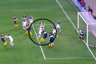 ¡Debuta con gol! De Rossi marcael 1-0 de Boca a Almagro en la Copa Argentina [VIDEO]