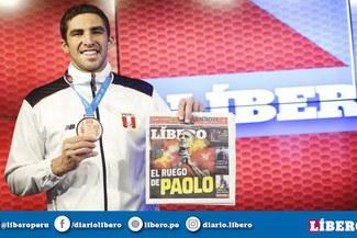 """¡Exclusiva Líbero! Nicolás Pacheco: """"Estos Juegos deben marcar un antes y un después en el deporte peruano """"[VIDEO]"""