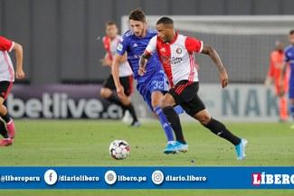 Feyenoord empata 1-1 Dinamo Tbilisi y clasifica a los Play Offs de la Europa League