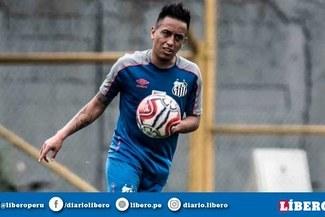 Santos publicó mensaje de apoyo para el peruano Christian Cueva