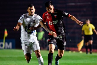 ¡A semifinales! Colón remontó, goleó 4-0 y eliminó a Zulia en la Copa Sudamericana [VIDEO RESUMEN]