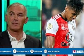 """Directivo de Feyenoord sobre Renato Tapia: """"Mi opinión no ha cambiado"""""""