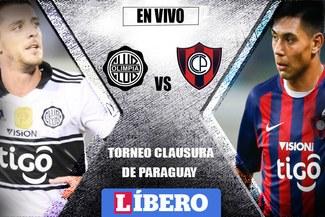 Cerro Porteño y Olimpia empataron 0-0 en el superclásico de Paraguay