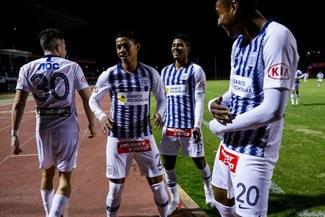 Delantero de Alianza Lima se perdería el resto del año por una lesión en la rodilla [FOTO]