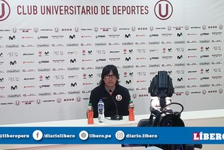 """Ángel Comizzo sobre el partido a puertas cerradas contra San Martín: """"Universitario no juega al ritmo de la gente"""""""
