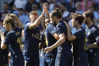 Real Madrid venció 3-1 al Celta de Vigo por la fecha 1 de la Liga Santander [RESUMEN]