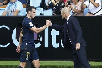 "Zidane sobre Gareth Bale: ""Se va a quedar, va a defender como se merece esta camiseta"" [VIDEO]"