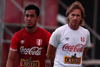 Selección Peruana: Ricardo Gareca se reunió con Renato Tapia en Holanda [VIDEO]