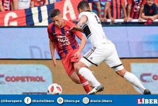 Cerro empató 0-0 con Olimpia en el clásico paraguayo