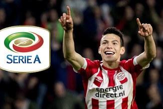Pega el salto: Hirving Lozano deja Holanda para llegar a un grande de Italia [FOTO]