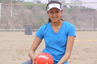 ¿A qué se dedica Vivian Baella tras retirarse del vóley peruano? [FOTOS]