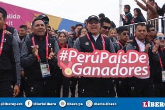 Lima 2019: Revive la llegada de la delegación Parapanamericana peruana a la Villa [VÍDEO]