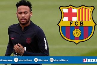 Altos directivos del club Barcelona sostuvieron reunión para definir oferta final por Neymar
