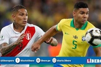 ¿Ricardo Gareca convocará a Paolo Guerrero para el Perú-Brasil?