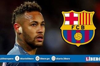 PSG rechaza última oferta del Barcelona por fichaje de Neymar