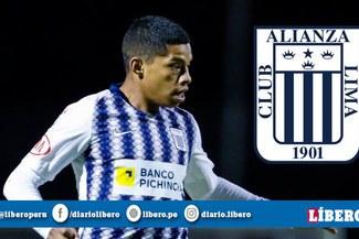Alianza Lima no llegó a un acuerdo con el padre de Kevin Quevedo