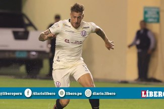Germán Denis deja Universitario para jugar en Italia