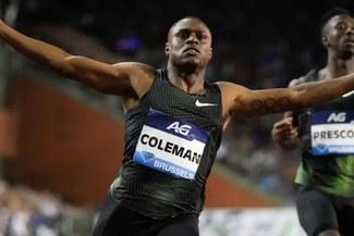 Tokio 2020: Christian Coleman, el 'sucesor de Usain Bolt' cerca de perderse los Juegos Olímpicos [FOTOS]