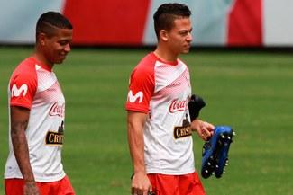 Por qué no fueron convocados Cristian Benavente y Andy Polo a la Selección Peruana