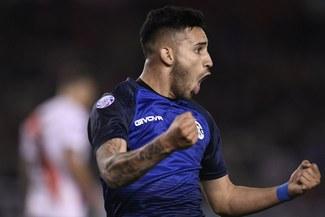 River vs Talleres EN VIVO Nahuel Bustos y el golazo para el 1-0 que enmudeció el Monumental [VIDEO]