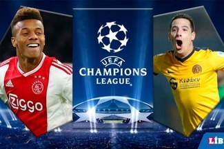 Image Result For Apoel Ajax En Vivo Eliminatorias Apoel