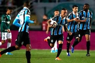 Gremio da el golpe en el Pacaembú y elimina a Palmeiras de la Copa Libertadores [RESUMEN Y GOLES]