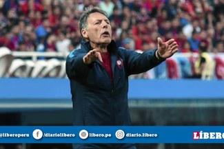 Miguel Ángel Russo fracasó con Alianza Lima y Cerro Porteño en la Copa Libertadores