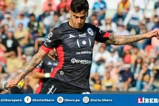 Beto da Silva, el tercer peruano en la historia de Deportivo La Coruña