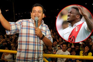 Jefferson Farfán: Tony Rosado insulta en pleno concierto a la 'Foquita' [VIDEO]