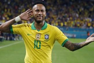 Con gol de Neymar, Brasil empató 2-2 ante una aguerrida Colombia en amistoso internacional [VIDEO]
