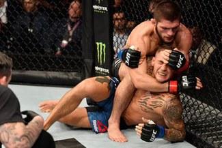 Khabib finaliza a Poirier: Resumen y resultados del UFC 242 [VIDEO]