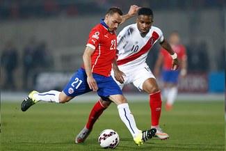 Marcelo Díaz reveló el motivo de su ausencia en la selección de Chile