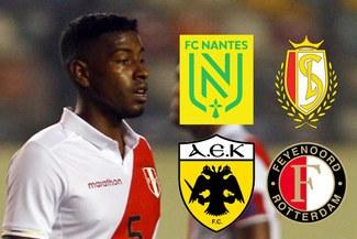 ¿Miguel Araujo sigue buscando nuevo club en Europa?