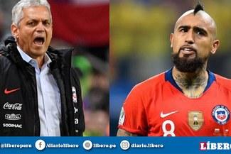 Selección de Chile: Reinaldo Rueda y Arturo Vidal están peleados