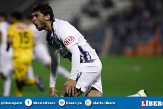 """Alianza Lima: Felipe Rodríguez: """"Estoy en mi mejor momento"""""""
