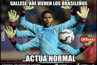 Perú vs Brasil: Los divertidos memes que dejó la victoria bicolor [FOTOS]