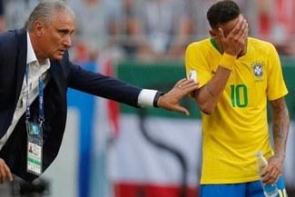 Sin arrepentirse: Tite explicó la razón de dejar en el banco a Neymar en la derrota ante la Bicolor