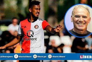 """De Telegraaf: """"Renato Tapia extiende contrato en Feyenoord o se vende en el mercado de invierno"""""""