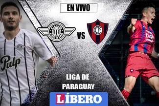 Cerro Porteño vs Libertad: 'Gumarelo' ganó 2-1 por la Primera División de Paraguay