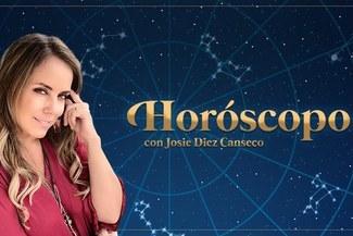 Horóscopo [HOY] domingo 15 de Septiembre 2019 con Josie Diez Canseco